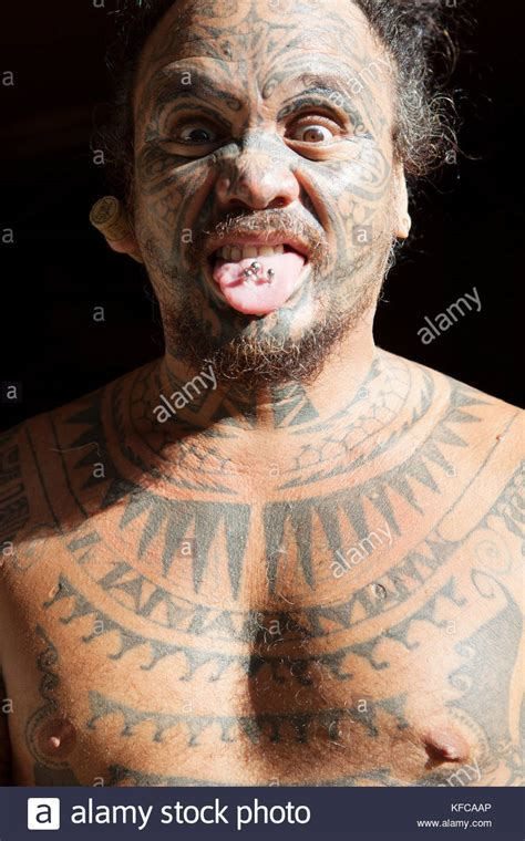 french tattoo artist moko stock photos moko stock images alamy
