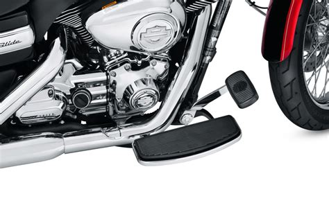 Harley Footboards by 50500247 Rider Footboard Kit For Dyna 06 Later At