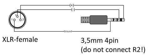 microphone xlr wiring diagram 29 wiring diagram images