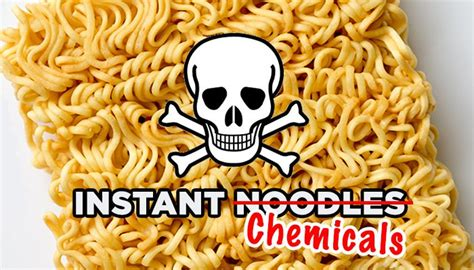 Instan Noodle how bad are ramen noodles siowfa15 science in our