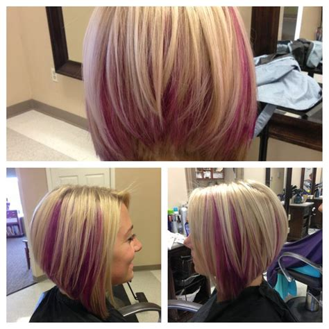 inverted bob chunky highlight 100 ideas to try about bob haircuts highlights chunky
