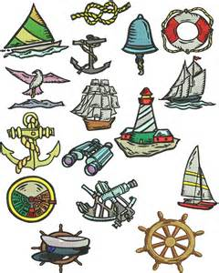 nautical design nautical and boats machine embroidery designs free font brother formats cd hus ebay