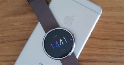 iphone  wont play nicely  android wear watches