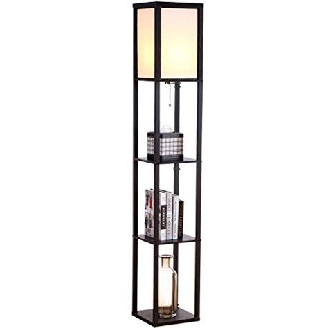 shelf floor l with shade brightech maxwell shelf floor l modern mood