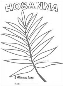 palm sunday color pages coloring pages for palm sunday az coloring pages