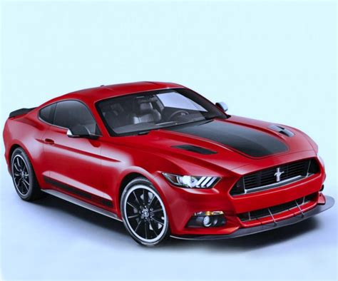 Ford Mustang 2018 2018 Ford Mustang Get Innovative Transmission Carbuzz Info