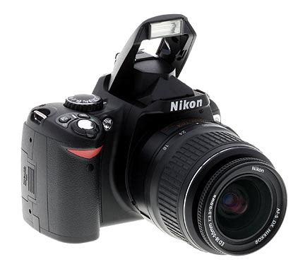 nikon dx review flash