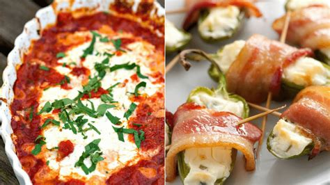 best appetizers 20 best appetizers with 5 ingredients or less to make in a