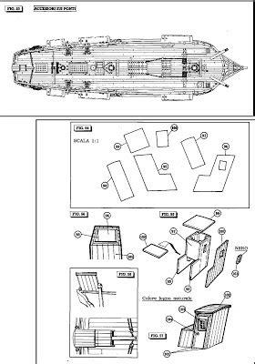 Quinze marins sur le bahut du mort...: Plan détail Bounty
