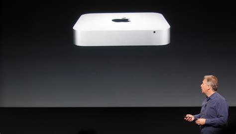 Mac Mini a new mac mini i want to believe six colors