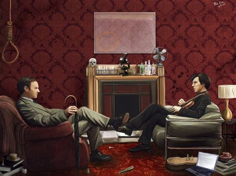 Sherlock Living Room Wallpaper by Sherlock Images Confrontation Hd Wallpaper And Background Photos 28287270
