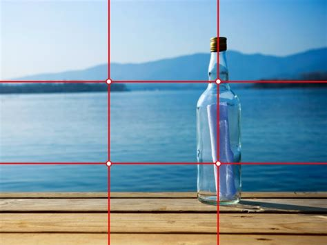 golden section photography definition this is an exle of rule of thirds because the bottle is