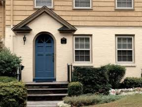 front door blue blue front door for a warm and friendly house homestylediary com