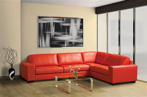 mobilier salon sectionnel contemporain laurentides