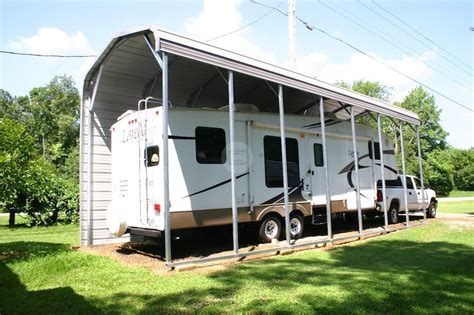 Rv Carports by Choose The Best Rv Carport For Your Recreational Vehicle