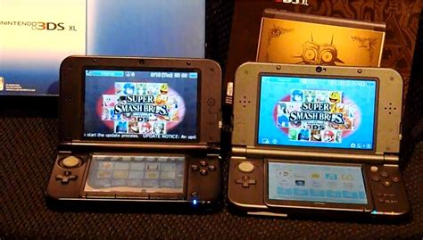 Nintendo New 3ds Ll Or Xl Layar Ips Cfw Bisa Request Bajakan 1 nintendo 3ds xl vs new nintendo 3ds xl comparison