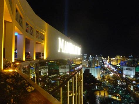 62nd floor picture of mandalay bay resort casino las