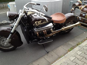 Boss Hoss Motorrad Drehmoment by Kl 246 Nen Das Ding Hat Heute In Meiner Strasse Geparkt