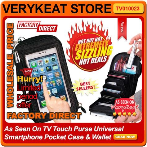 Touch Purse As Seen Tv Diskon as seen on tv touch purse universal end 3 16 2018 12 59 pm