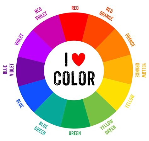 color wheel chart best resumes