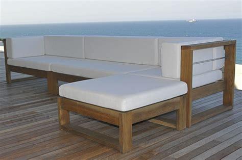 Best Wooden Patio Furniture Outdoor Decorating Concept