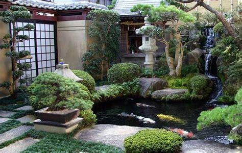 le mini jardin japonais serenite  style exotique archzinefr