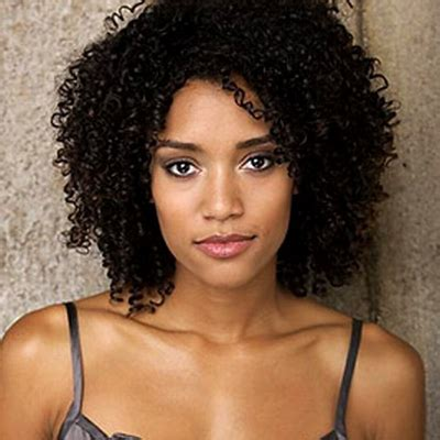 hairstyles for natural black girl hair 3 natural hairstyles for black women with medium length hair