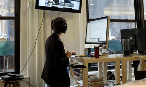 Standing Desk Productivity by Standing Desk Improves Health Boosts Productivity