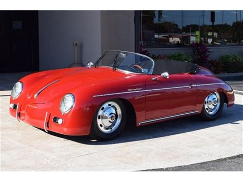 classic porsche 356 for sale on classiccars 54 available