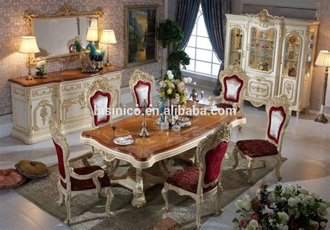 100 modern style dining room furniture chair italian baroque antique style italian dining table 100 solid