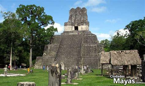 imagenes de vestigios mayas tikal ciudad de las voces ciudades mayas turismo y