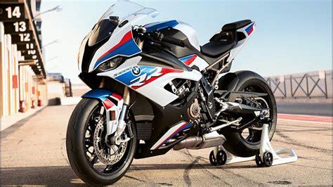 bmw   rr  hp supersports bike youtube