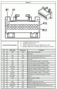 audio wiring diagram for 2004 silverado audio uncategorized free wiring diagrams