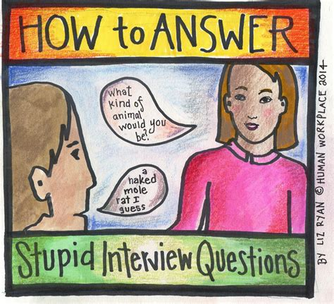 how to your to be a show how to answer stupid questions