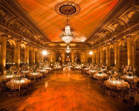 New York: The Plaza Hotel wedding reception!! AMAZING