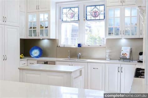 kitchen designs adelaide stunning white kitchen design completehome
