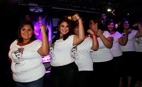 miss paraguay gordita conoce a miss gordita paraguay 2015 ganadora del certamen