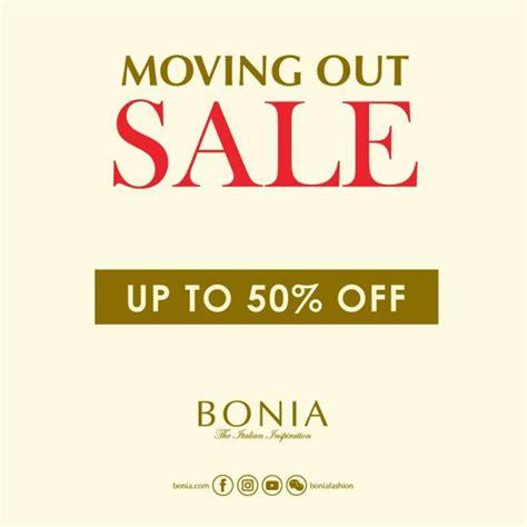 Bonia Big Sale bonia sunway pyramid moving out sale up to 50 13