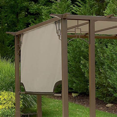 pergola replacement covers garden oasis deluxe pergola replacement canopy garden winds