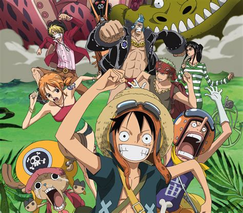 one piece film x strong world one piece strong world review