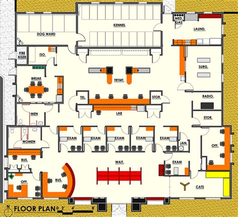 Veterinary Hospital Floor Plans by 2016 Veterinary Economics Hospital Design People S Choice