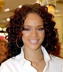 black with perms hairstyle black spiral perm hairstyle