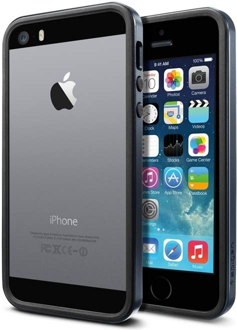 Bumper Spigen For Iphone spigen sgp bumper for iphone 5s iphone 5 spigen