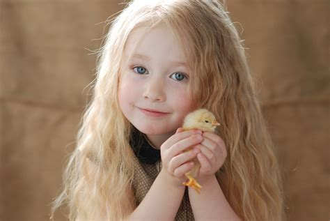 art little girl models little girl with chicken 3 by anastasiya landa on deviantart