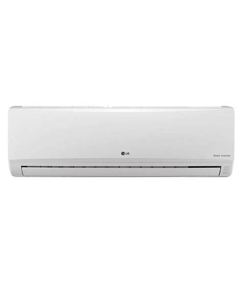 Ac Lg 1 Vk lg 1 5 ton inverter ac bsa18ibe air conditioner white