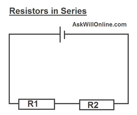 how do resistors in series work how do resistors work in series 28 images newbie help needed ref caps and resistors physics