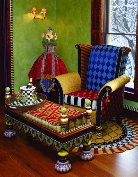 Mackenzie Childs Furniture by Mackenzie Childs On Flower Market Children