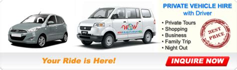 Privat Auto Mieten by Manila City Tours Attractive Tours Package