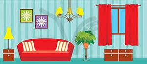 Wohnzimmer Clipart by Wohnzimmer Vector Clipart Eps