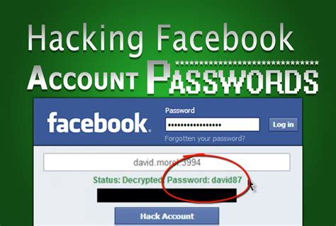 tutorial to hack facebook account how to hack facebook account without downloading software